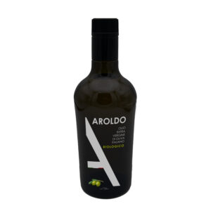 Olive Oil Aroldo Bio EVO Bottle 2019 2