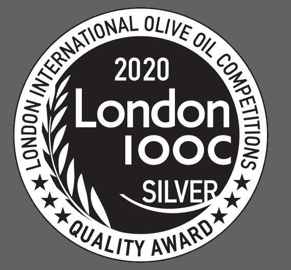 Premio d'argento per l'olio di oliva Aroldo Bio al London IOOC 2020